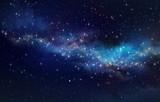 Fototapety Star field in deep space