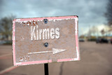 Schild 203 - Kirmes