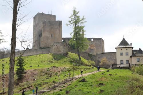 Landštejn Castle, South Bohemia, Czech republic