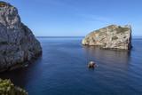 Island of Foradada - Sardinia - Italy poster