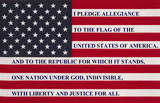 The pledge of allegiance - 158897125
