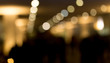 Bokeh at night in the city as a background - 158901367