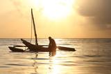 fishermen dhow in Zanzibar