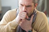 Man coughing - 158916952