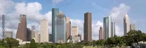 Houston Downtown, Texas, USA Poster