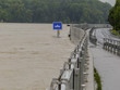 flood 2013, mauthausen, austria - 158976576