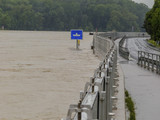 flood 2013, mauthausen, austria