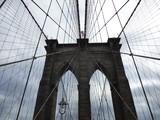 Brooklyn Bridge New York City NYC Manhattan Hudson River