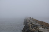Foggy Day in Cape Cod