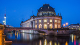 Das Bode Museum in Berlin