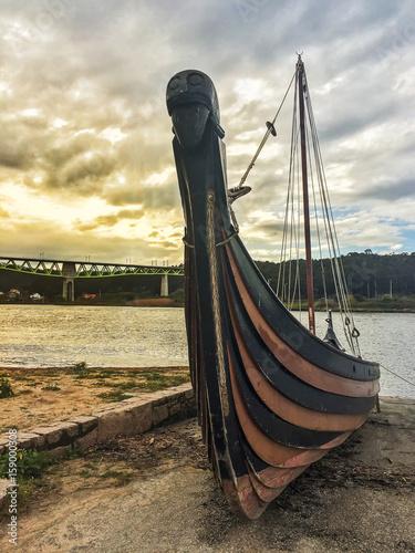 Playing a Viking Ship
