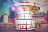 Luna park,cyrcus and carousel series