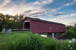The Last Covered Bridge in Minnesota