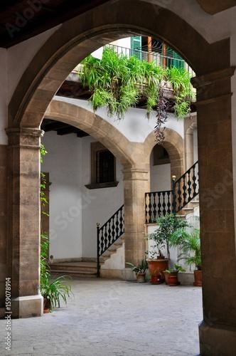 In der Altstadt von Palma de Mallorca