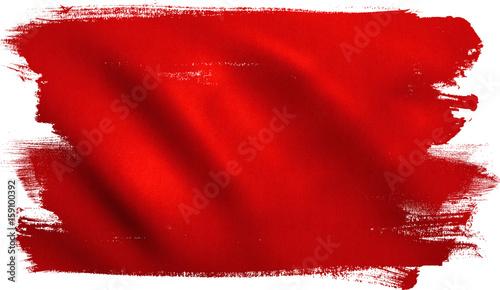 Red Flag Silk