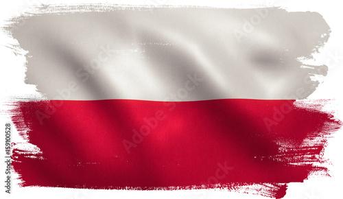Fototapeta Poland Flag