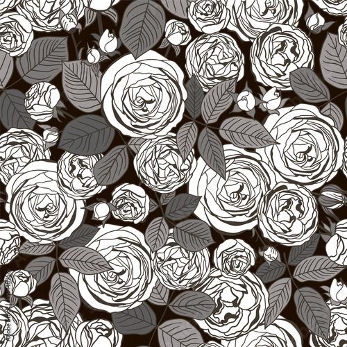 Seamless floral Pattern - 159148956