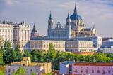 Madryt, Hiszpania Katedra