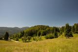 Beautiful mountain landscape, at Julian Alps, Slovenia