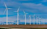 Alberta Foothills Windfarm