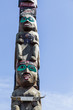 Totems with Green Eyes