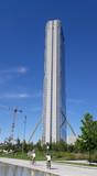 MILAN, ITALY, JUNE 7, 2017 - Isozaki Tower in