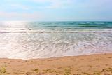 daytime bright seascape
