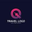 Letter Q Logo Template Design