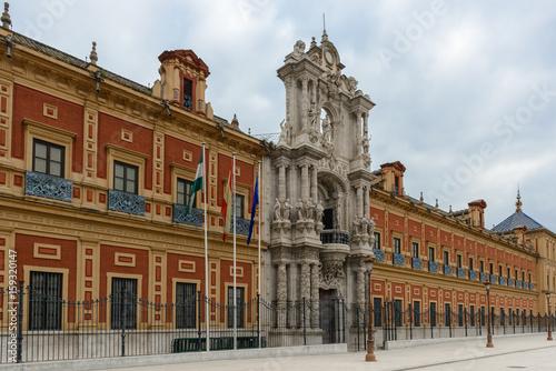 Palace of Saint Telmo, Seville, Spain
