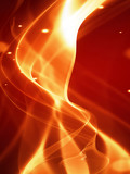 fire background - 159324546