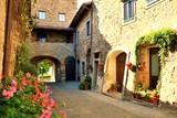 affascinante borgo toscano di San Donato in Poggio in Italia