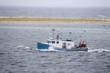 Fishing Boat in Cape Cod