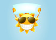 happy summer sun - 159337349
