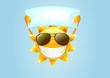 happy summer sun - 159337349