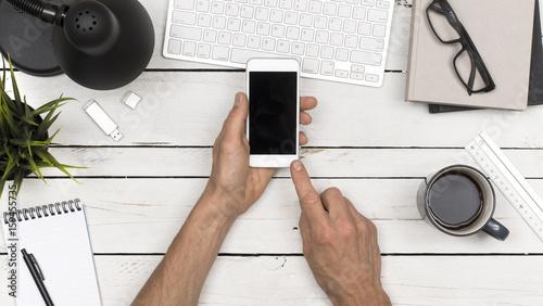 tablet office header template