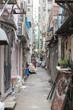 Quadro Narrow Alley in Kowloon Hong Kong Hong Kong