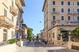 Montecatini Terme, Tuscany, Italy - via Felice Cavallotti