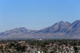 ラスベガス空港から北東方向の景色