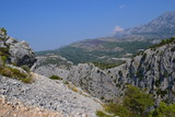 Mountain view in Omis