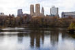 Central Park Lake & West
