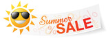 Summer Sale Sonne Banner - 159605304