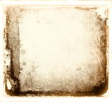 Grunge abstract frame with worn borders. - 159605382