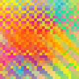 Abstract gradient art geometric background with soft color tone. - 159620371