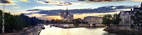 Notre Dame de Paris, France Poster