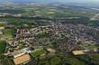 Torroella de Montgri pueblo vista alzada en el alto Emporda de Girona Cataluña,España