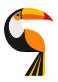 Toucan logo - 159636197
