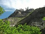 Felsen und Natur
