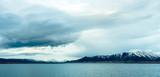 Dark clouds of Iceland