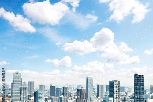 Fotobehang Tokio 東京の風景