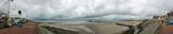 La Toque beach panorama